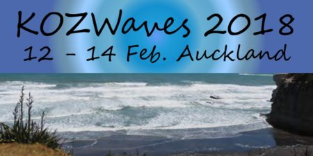 Riding the Wave at KOZWaves 2018