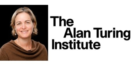 Prof Melinda Hodkiewicz headed to the Alan Turing Institute
