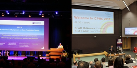 Conference report: CPT'18 and ICPMG 2018