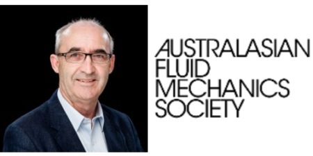 Greg Ivey elected a Fellow of the Australasian Fluid Mechanics Society